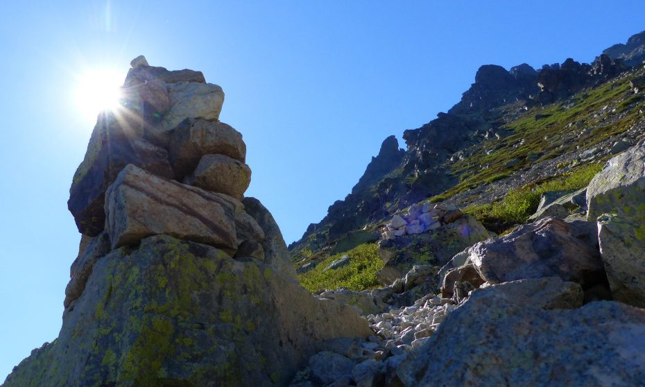 randonnée du Monte Cintu à Lozzi | Corse VTC