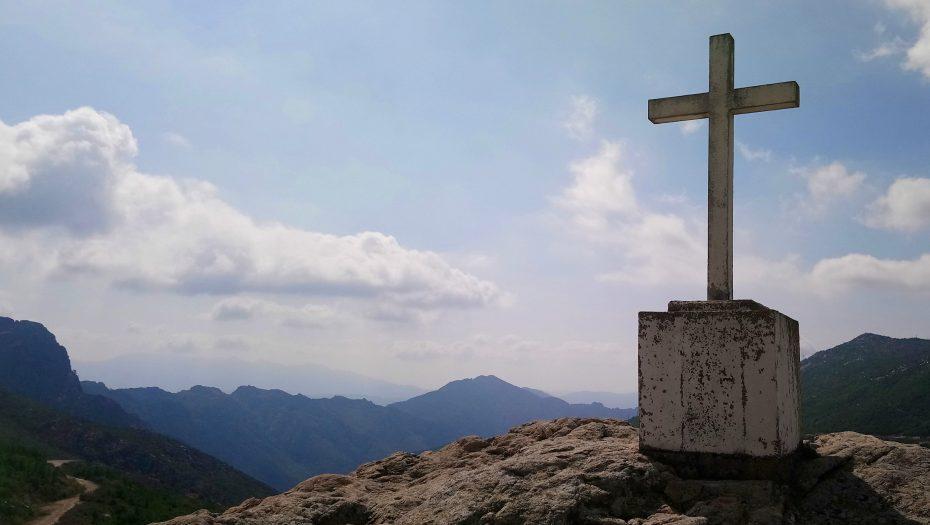 randonnée du Monte San Petru au Col St Eustache | Corse VTC