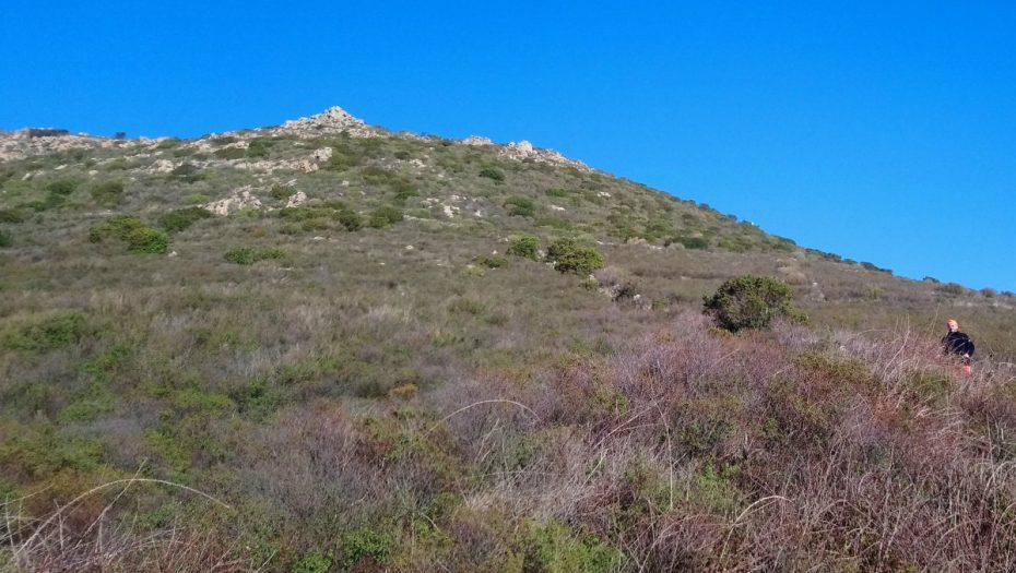 Punta San Sisto, randonnée en Corse, randonnée de la Punta San Sisto, randonnée en Corse | Corse VTC