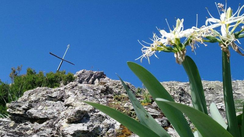 La randonnée de la punta di u corbu à Corte | Corse VTC