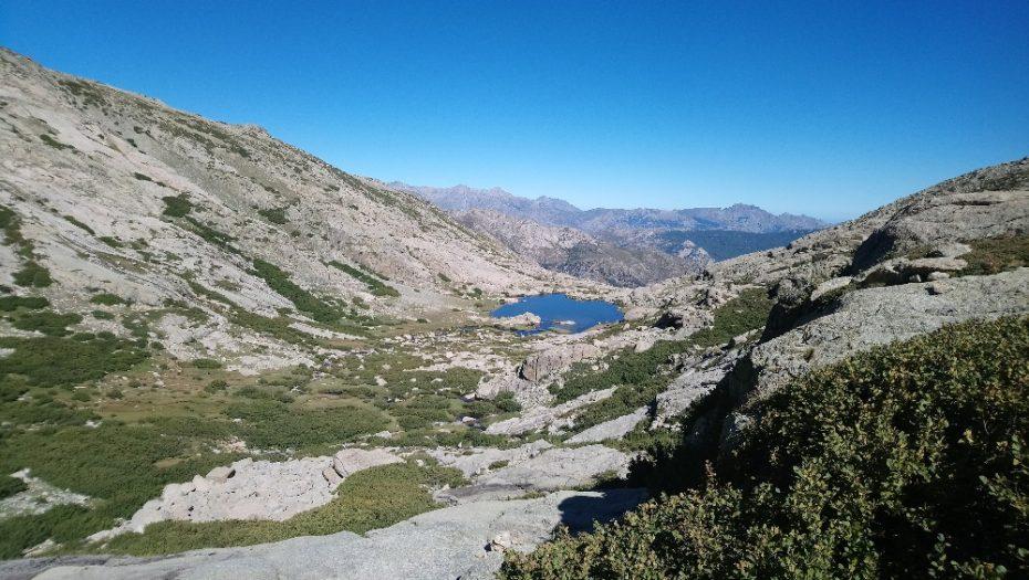 la randonnée du Monte Rotondu à Corte