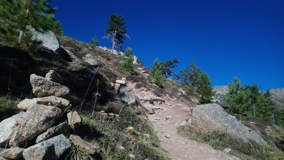 la randonnée du Monte Rotondu à Corte | Corse VTC