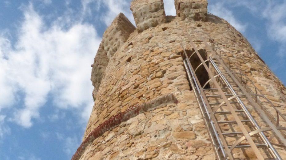 randonnées à Propriano, la randonnée de la tour de Capanelle à Porto Pollo