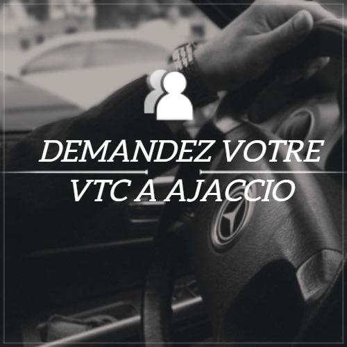 Réservez votre VTC à Ajaccio, chauffeur privé à Ajaccio, Taxi à Ajaccio
