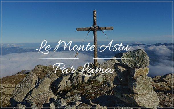 Randonnées à l'île Rousse, la randonnée du Monte Astu à Lama