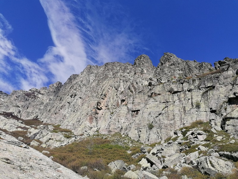 randonnée du Monte Cardu à St Pierre de Venaco | Corse VTC