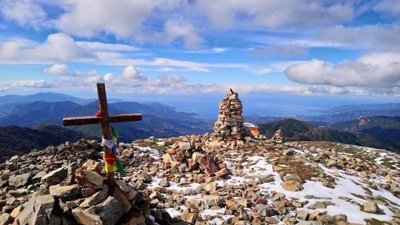 Randonnées à Ajaccio, circuits pédestres, itinéraires et sentiers Ajaccio | Corse VTC
