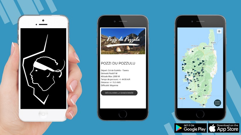 randonnées Corse du Sud, circuits pédestres, itinéraires et sentiers Corse du Sud| Corse VTC