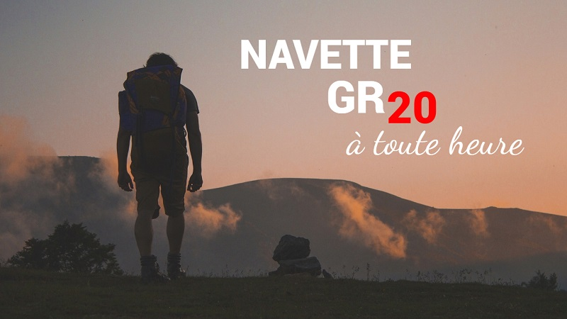 navette GR20, bus, taxi, chauffeur privé, vtc Gr20 | Corse VTC